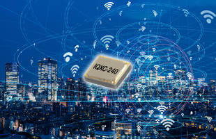 New IQXC-240 Ultra Miniature Quartz Crystals Ideal for IoT, VGA, USB and Wi-Fi applications