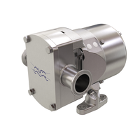 New Optilobe Rotary Lobe Pumps Offer High Precision Rotors and Low-Shear Operation
