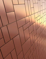 New Intercept Copper Modular Metal Panels Come with Inherent Corrosion Resistance