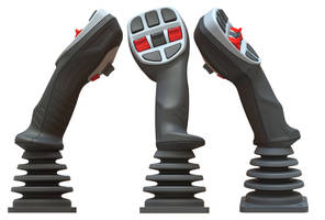 New Heavy-duty HI Grip Features up to 10 Switch Functions