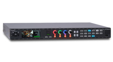IBC 2019 Show: FOR-A's 12G and 4K Focus Continues with Strengthened Emphasis on IP Connectivity and HDR Resolution