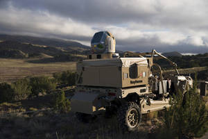 Raytheon Developing Advanced Laser Systems for US Air Force Deployment