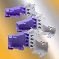 New Shield-IT Connectors Available in Two-pair, Three-pair and Four-pair Models