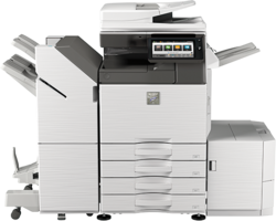 Sharp Announces 13 New Monochrome Multifunction Printers That Join Award-Winning MFP Product Family