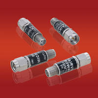 New Tunnel Diode Detectors Available in Positive and Negative Video Output Polarities