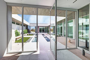 New Aluminum Windows and Doors for Residential Projects