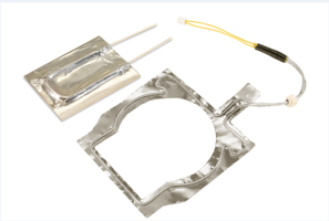 New Aluminum Foil Heaters for Flexible Heating, Insulating and Temperature Controlling