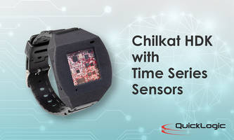 New Chilkat EOS S3AI HDK Available with Wrist Worn Form Factor Band