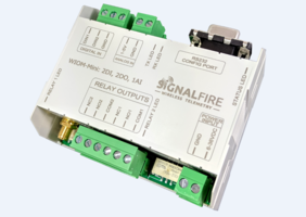 New Wireless I/O Module Integrates with Antenna Capable of 3-mile Range