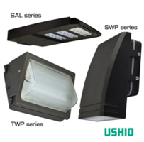 New 4000K Outdoor LED Lighting Fixtures are DLC Qualified