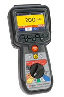 New Static Motor Tester Features Automated Three Phase Connection
