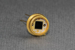 New Silicon Photodiode Features High Sensitivity, Low Noise and Low Dark Current