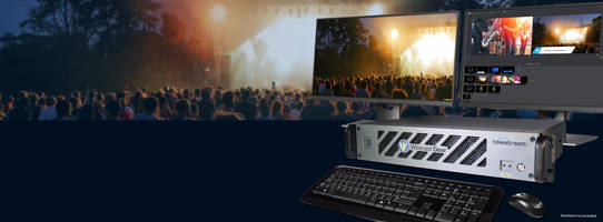 New Wirecast Gear Includes Telestream Wirecast Pro Software