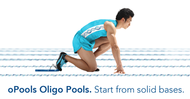New oPools Oligo Pools Coupled with High per Oligo Yields