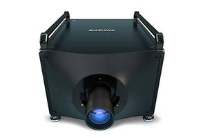 New 4K40-RGB Laser Projectors from Christie Ideal for Rental Stagers