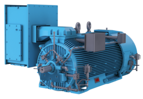 New AC NEMA Motors Delivers Average of 15% More Power Over Conventional Designs