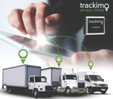 Latest GPS Fleet Management Solutions from Trackimo Can Track Fleet Vehicles or Assets In Real-Time