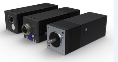 New Integrated Motors are Compatible with PoE+ Switches and Injectors