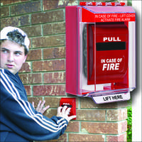 New Low Profile Protective Cover Reduces False Fire Alarms