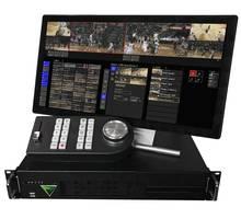 New HVS-6000/6000M Vision Mixer Provides 25G Input/Output Capability