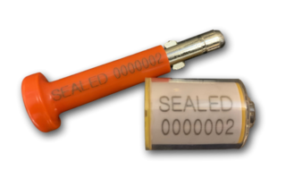 New VuBolt High-Security Seal from TydenBrooks is ISO 17712: 2013 and C-TPAT Compliant