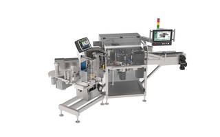 New Courser 230 Vial/Syringe Labeler Features Trunnion Starwheel