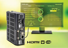 New C-more Remote HMI with 800MHz CPU and 82MB of Project Memory