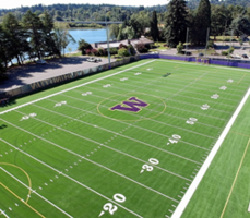 The Washington Huskies Are Getting Game-Ready on AstroTurf®