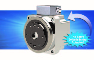 New FHA-C Mini Actuator from Harmonic Drive Utilizes CANopen Communication
