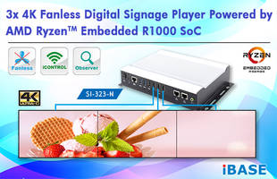 New Digital Signage Player Feature 3x HDMI 2.0 with Audio Output Support