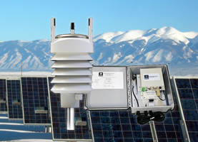 Met Data Helps Optimize Solar Power Efficiency