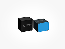 New EPCOS Film Capacitors Designed for Rated Voltages from 450 to 1600 V DC