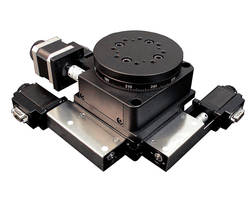 New Economical XYR Alignment Stages Come with Two-Phase Stepper Motor