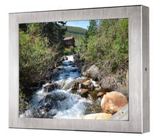 """New 19"""" Video Monitor Features 1280 x 1024 Resolution"""