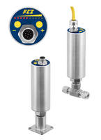 New Flow Switch and Monitor Utilizes Thermal Dispersion Flow Measurement Technology