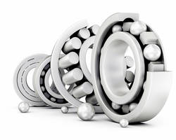 New Radial Ball Bearings Can Withstand in Extreme Environments