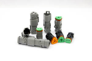 New Snap-Cap DEUTSCH DT Connectors are IP67 and IP68 Rated