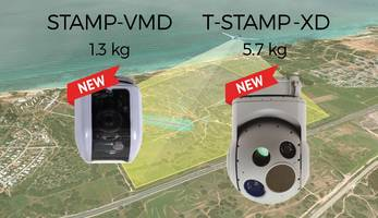New STAMP-VMD and T-STAMP-XD Payloads Can Close Sensor-To-Shooter Loop in Real Time