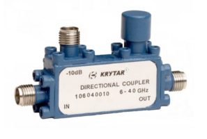 New Directional Coupler Offers Nominal Coupling of 10 dB