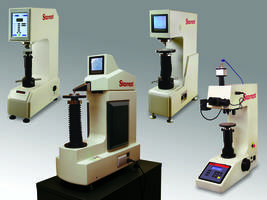 Starrett Expands Hardness Testing Line