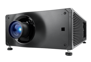 New CP2309-RGB RealLaser Projector from Christie Features RealLaser Illumination Technology