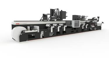 New Hybrid EF SYMJET Press from MPS is Ideal for Label Applications