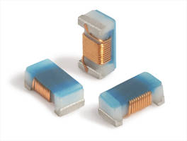 New Low-profile 0402-sized Chip Inductors Withstand Maximum Reflow Temperature of 260 degrees C