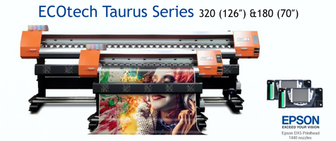 New 70 in. and 126 in. Printers Offers Data Transfer up to 480Mb/sec