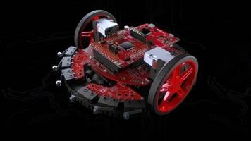 New Solderless Robotics Kit from Texas Instruments Allows Students to Build Embedded System