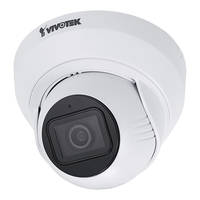 New IT9389-H Turret Network Camera Offers Fixed-focal Lens of 2.8/3.6mm