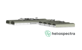 New MITRA Modular LED Lighting System from Heliospectra is IP67 Rated