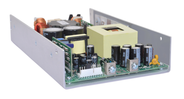 New ACC600 and MCC600 Series Open Frame Power Supplies are Available in Single Output Voltages