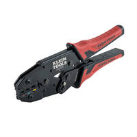 New Ratcheting Crimper from Klein Tools Comes with Built-In Ratchet