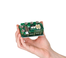 New Extreme Power-Density Servo Drive is ideal for DC/Battery-Operated Missions